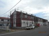 茨城県鹿嶋市栗生で3LDKメゾネット賃貸住宅「メゾネットパーク」もうすぐ完成します!
