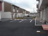 茨城県鹿嶋市栗生の3LDKメゾネット賃貸「メゾネットパーク」完成