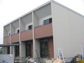 神奈川県愛甲郡愛川町でメゾネット賃貸住宅「メゾネットパーク Mタイル」完成しました!