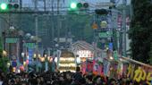 守谷市八坂神社祭り -土地活用サポート担当者日記-