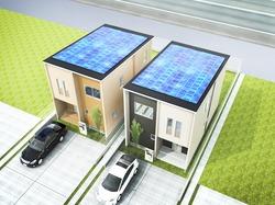 戸建賃貸iCCoパース.jpgのサムネイル画像のサムネイル画像